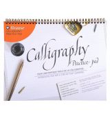 Brause Calligraphy Practice Pad A4 - 50 Sheets