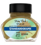 Standardgraph Fine Ink 30 ml metalický