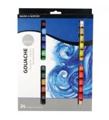 Daler-Rowney Simply Gouache Set 24 x 12 ml.
